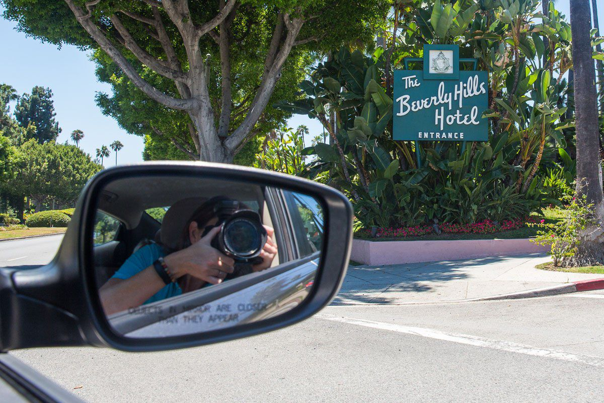 Photographing LA
