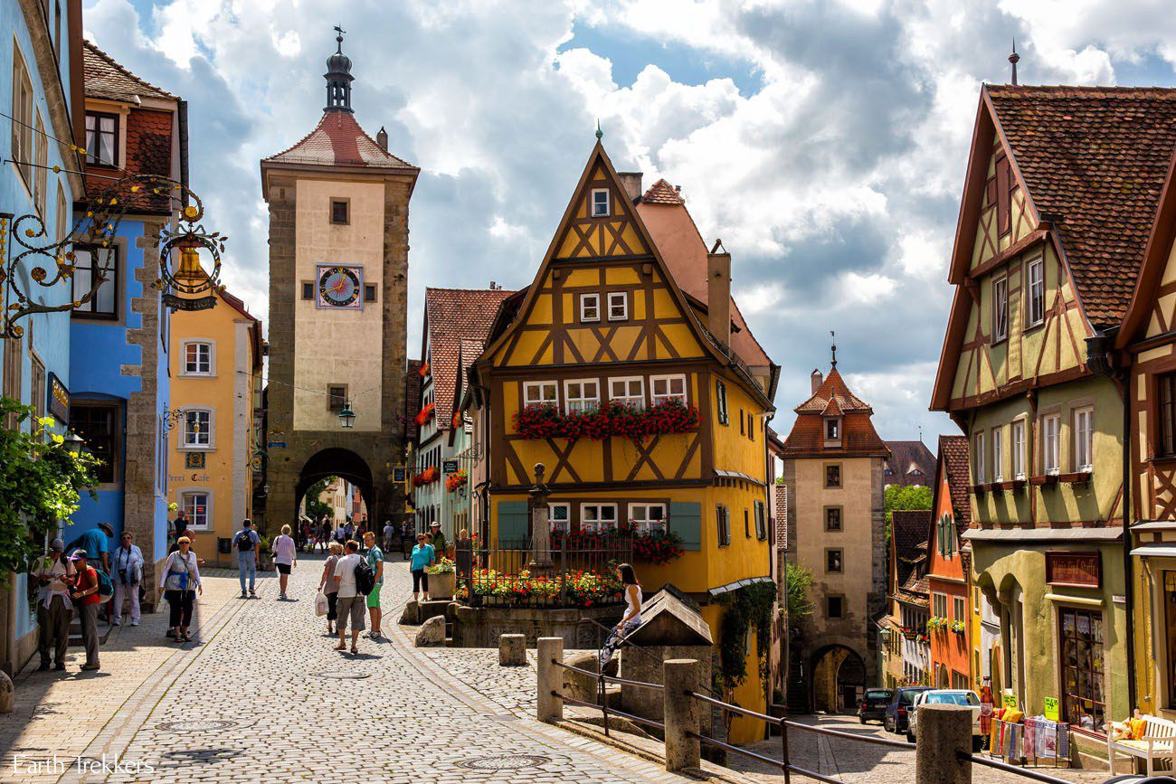 Rothenburg Fairytale Destinations