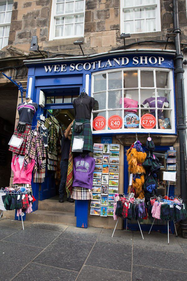 Wee Scotland Shop