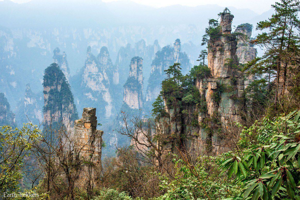 Zhangjiajie China Photo