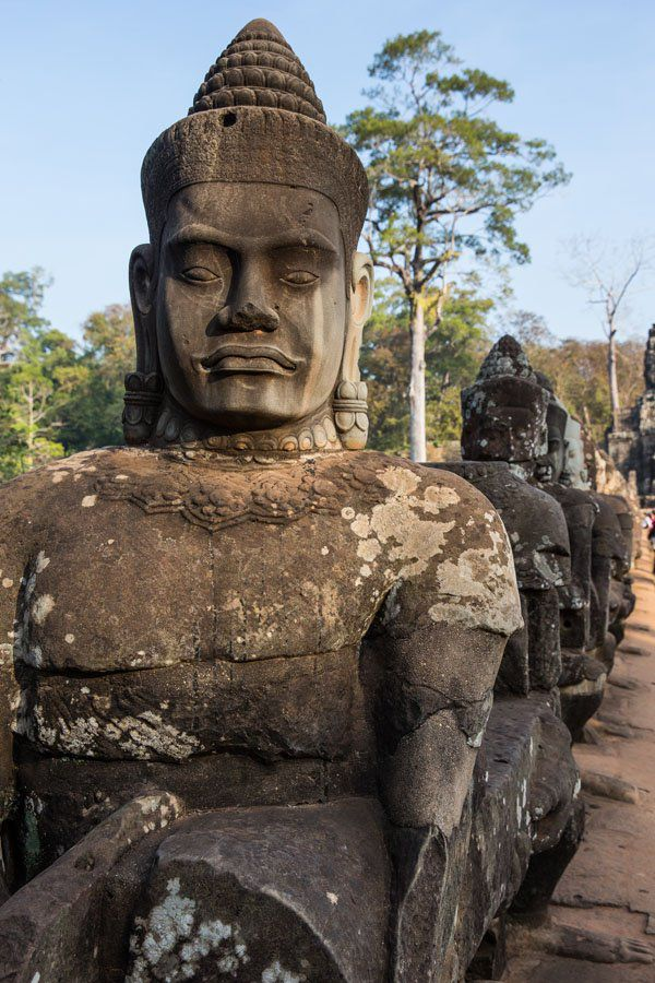 Angkor Warrior
