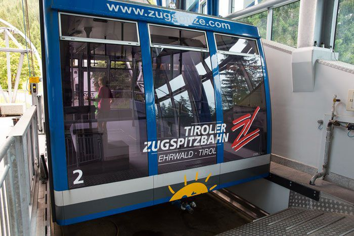 Austrian Cable Car