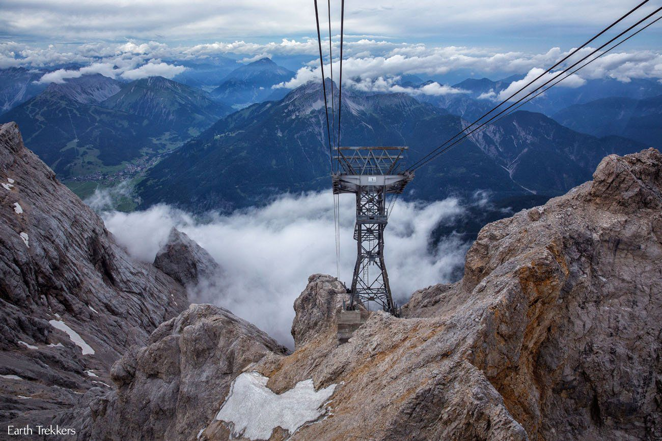 Cable Car to Zugspitze