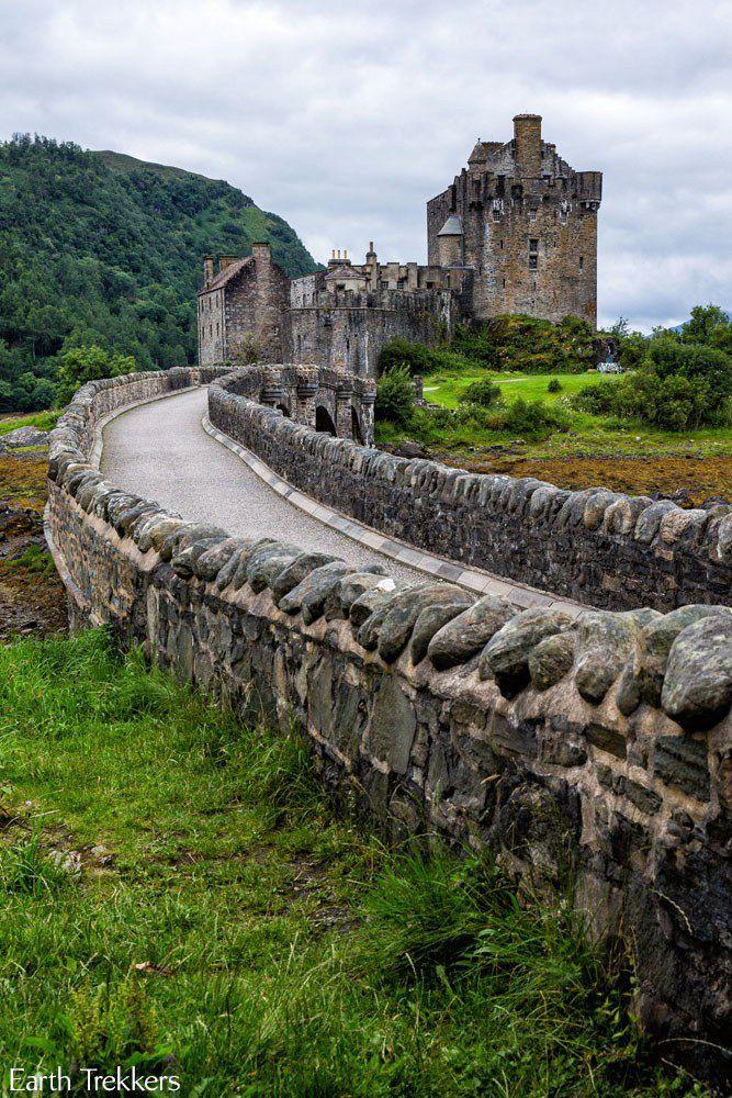 Eilean Donan Scotland itinerary