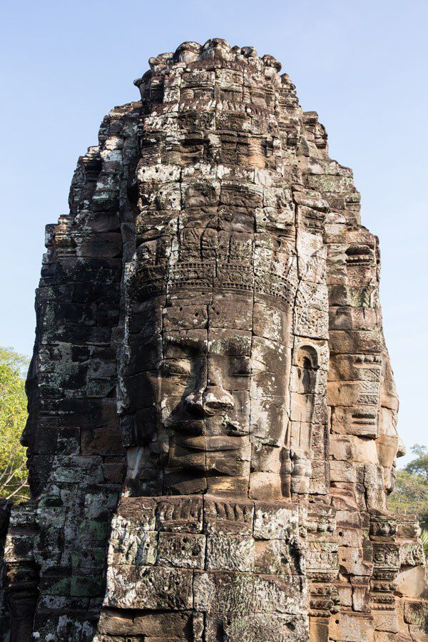 Face Tower Bayon