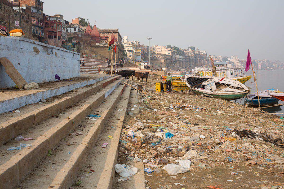Ganges Trash