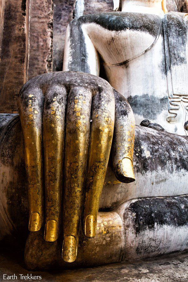 Hand of Wat Si Chum