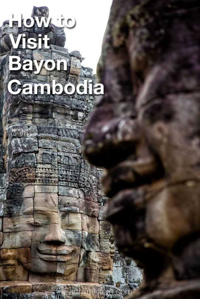 How to Visit Bayon Cambodia
