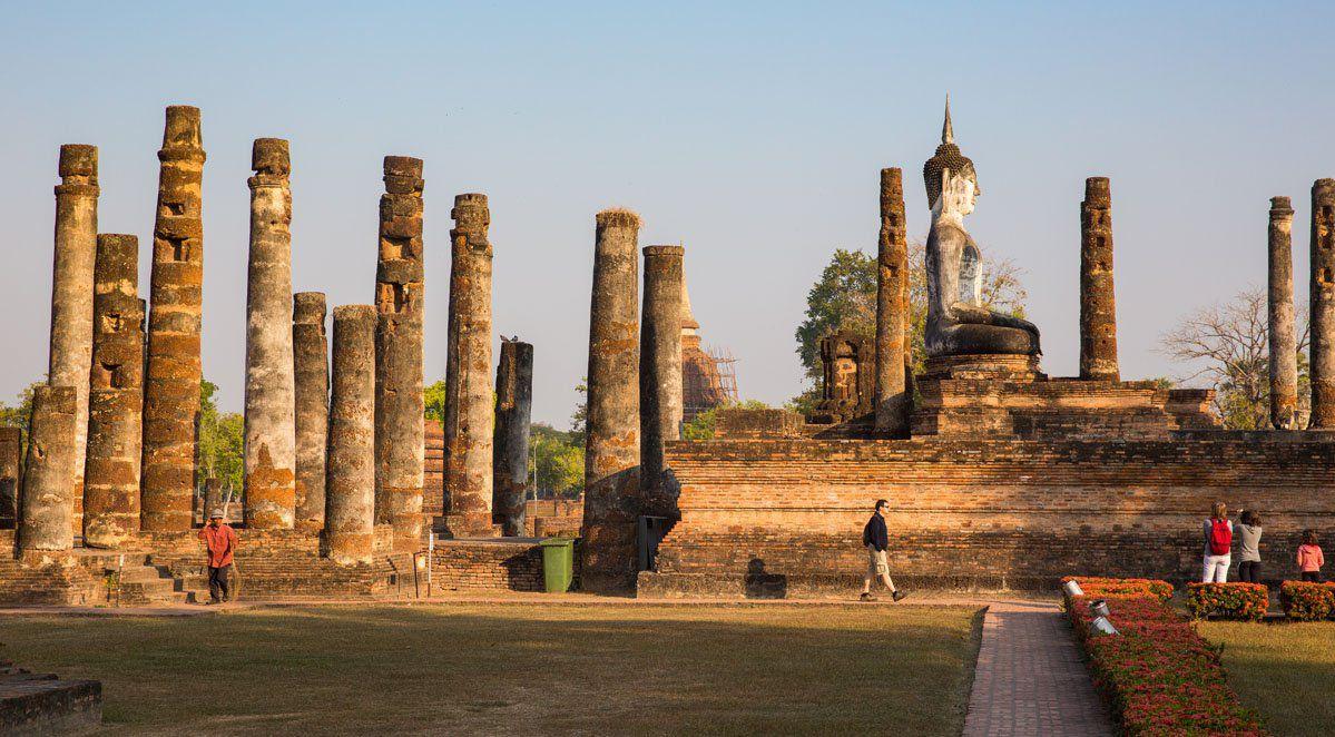 In Sukhothai