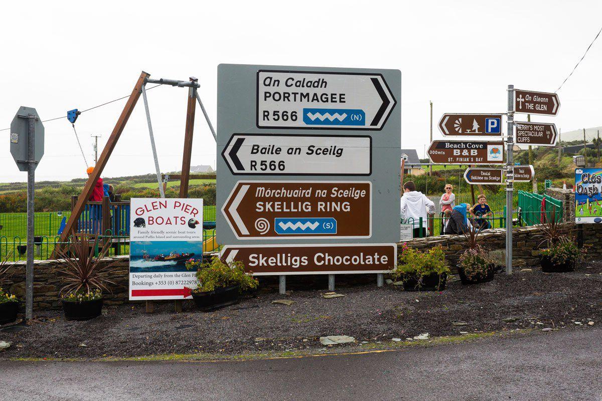 Ireland Signs