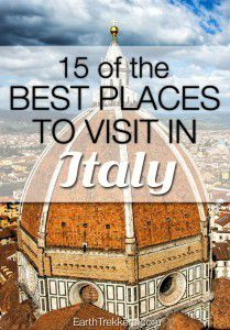 Italy and the best places to visit