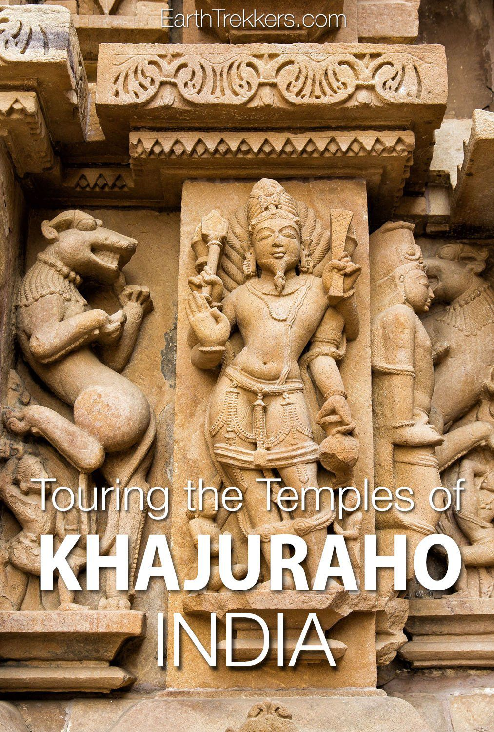 Khajuraho Temple Tour India