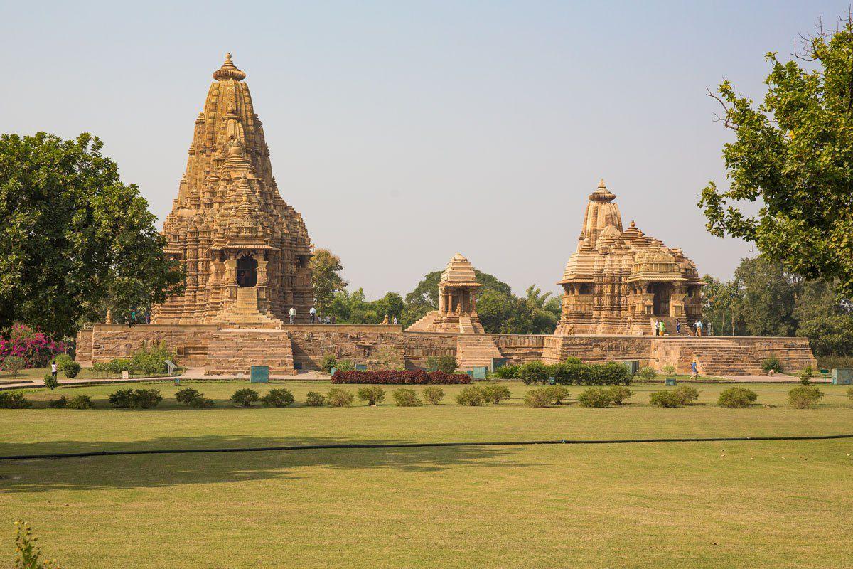 Khajuraho Western Temples