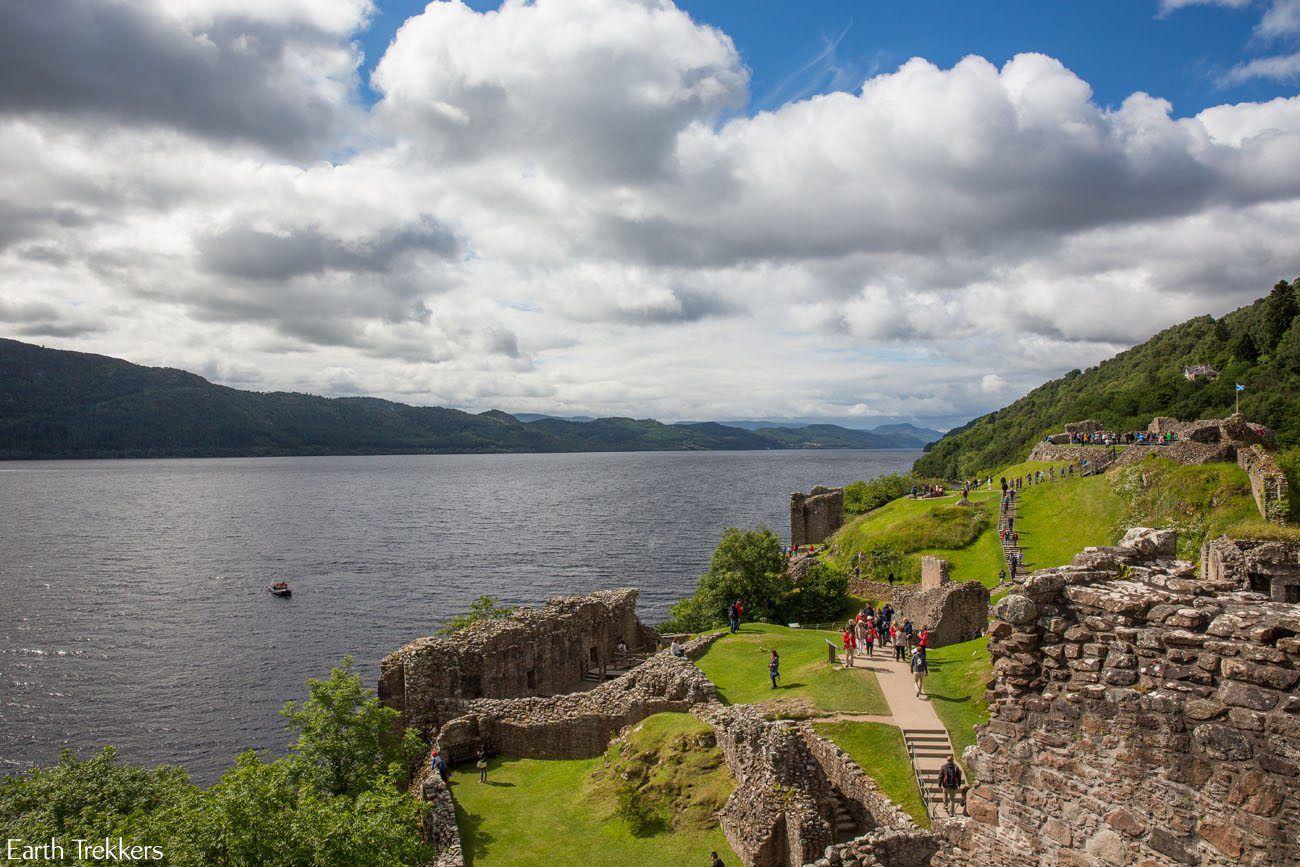 Loch Ness Scotland itinerary