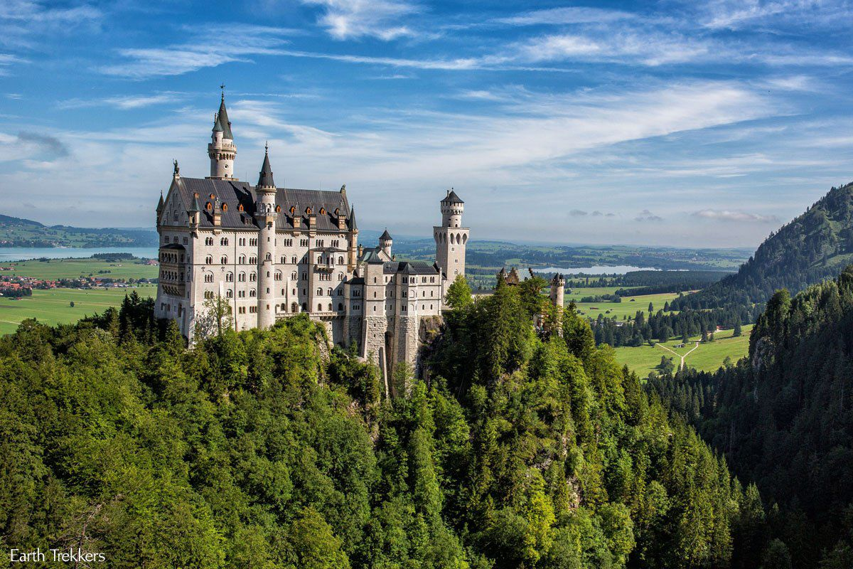Neuschwanstein Day Trip