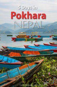 Pokhara Nepal things to do