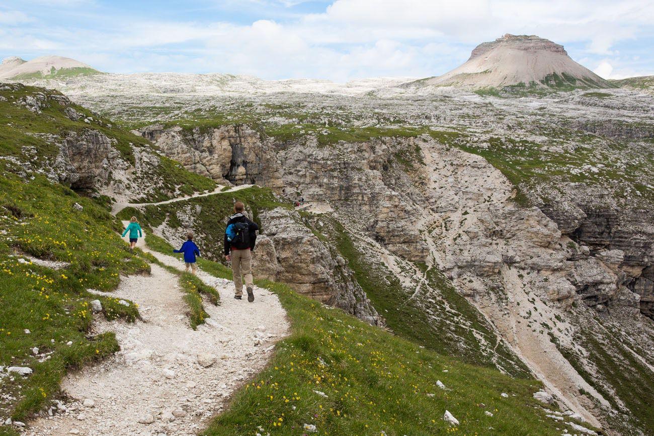 Puez Odle Trail