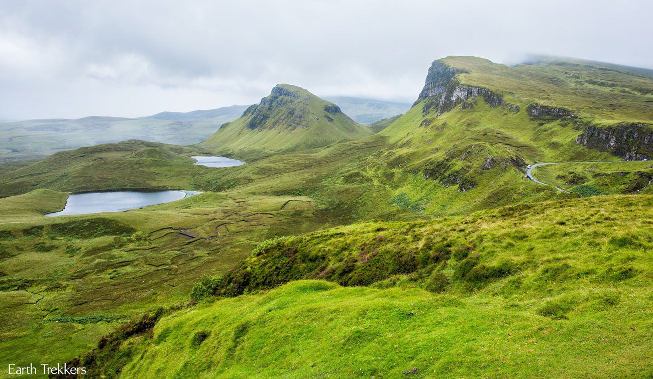 Quiraing Scotland itinerary