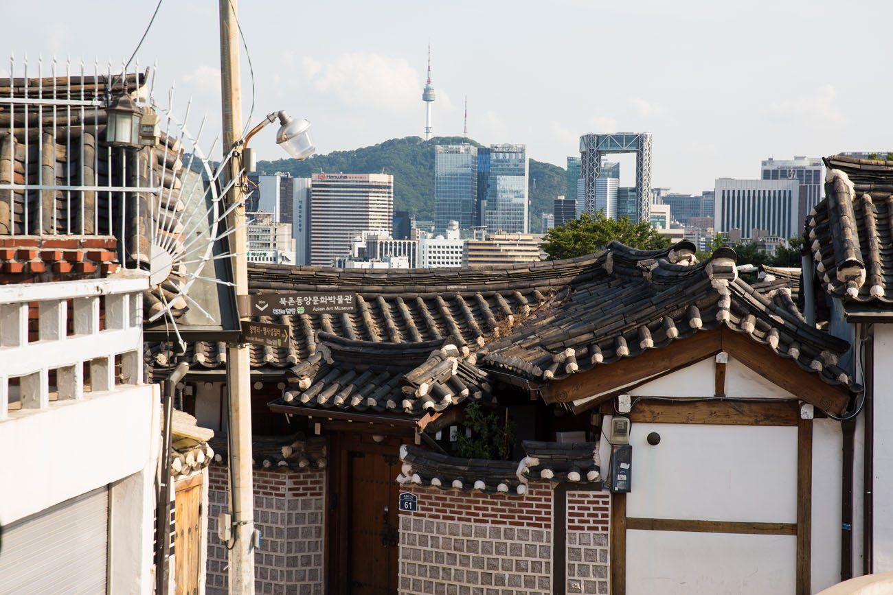 Seoul Rooftops
