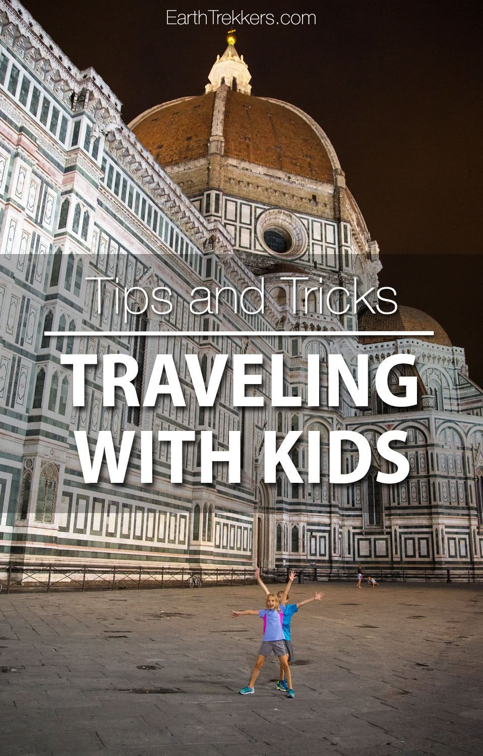 Traveling with kids travel advice