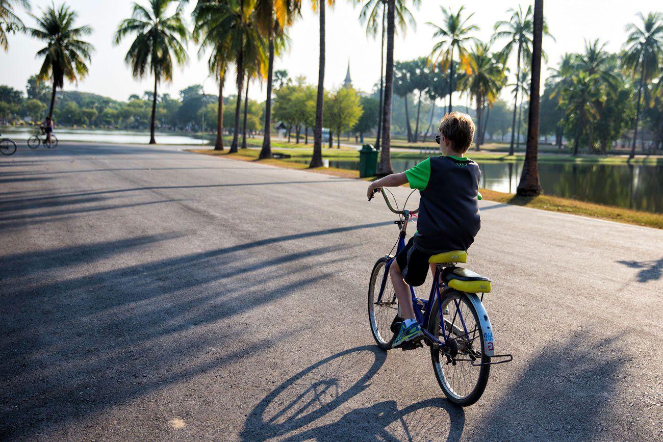 Tyler Cycling Sukhothai