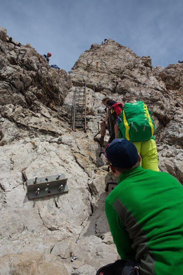 Zugspitze Climb