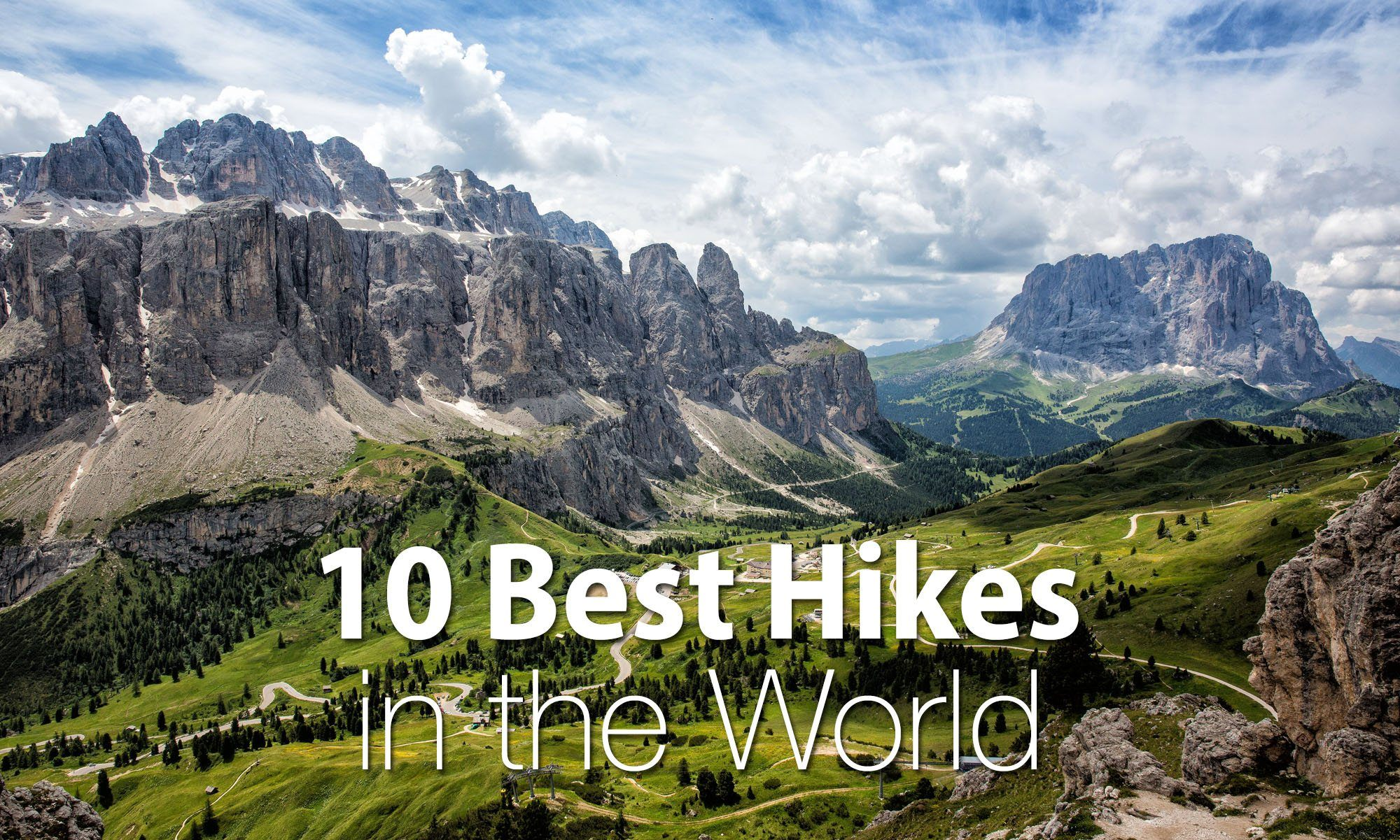 10 best day hikes in the world earth trekkers
