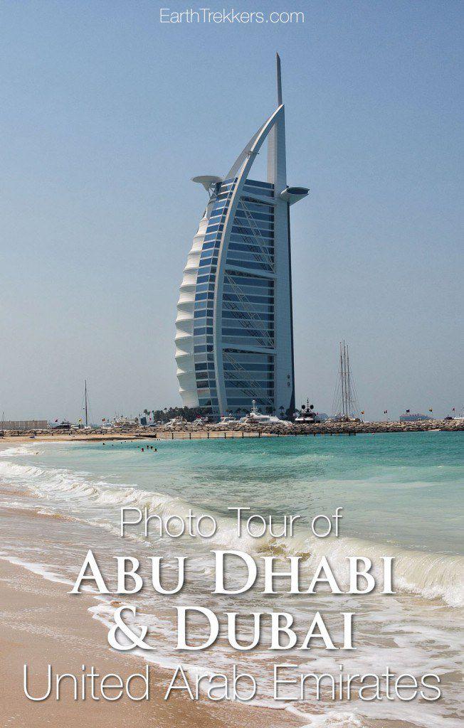 Abu Dhabi and Dubai UAE Photo Tour