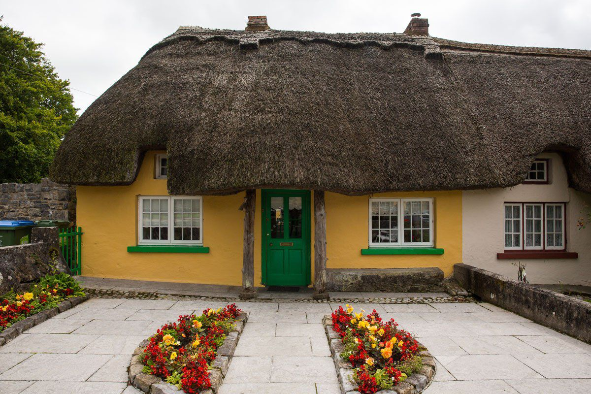 Adare Cottage 10 day Ireland Itinerary