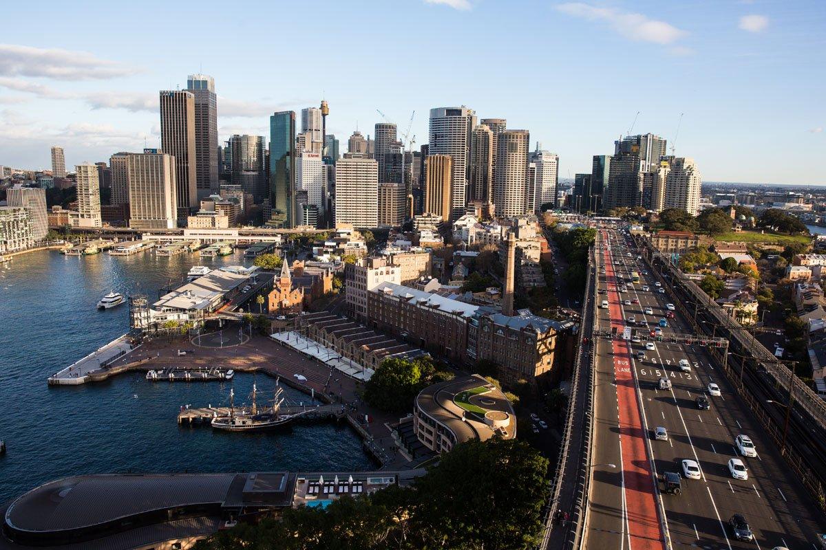 Another Sydney Skyline