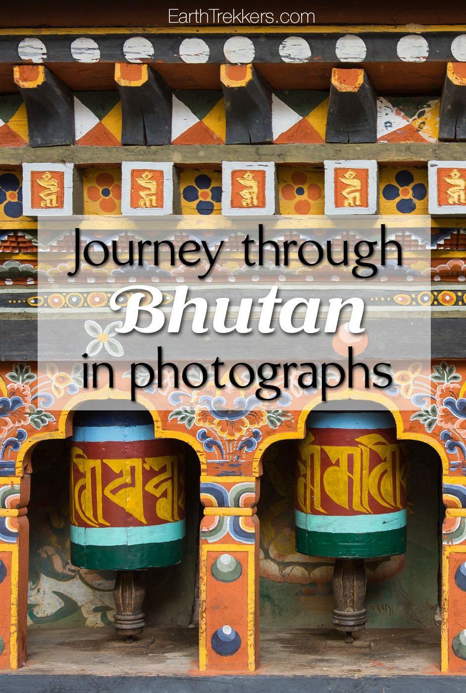 Bhutan in photos