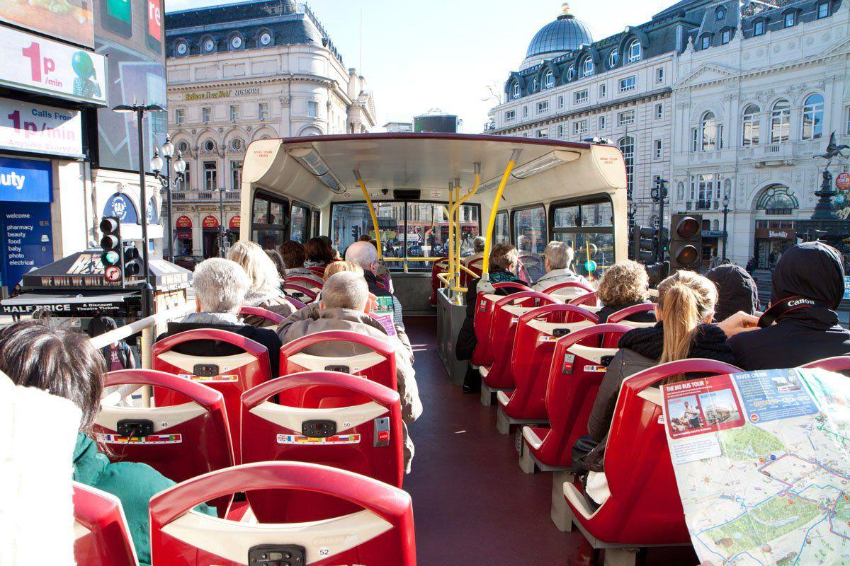 Big Bus Tour London