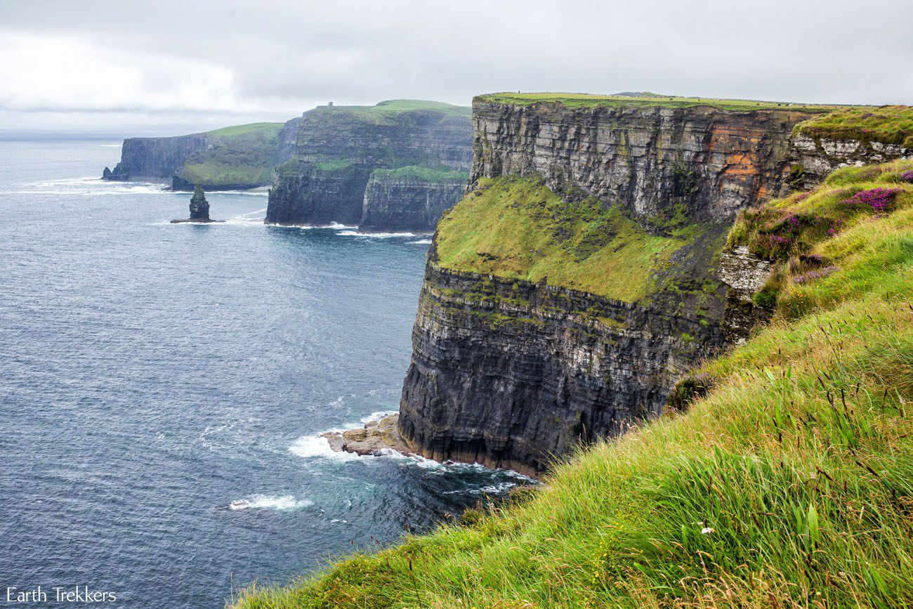 Cliffs of Moher 10 day Ireland Itinerary