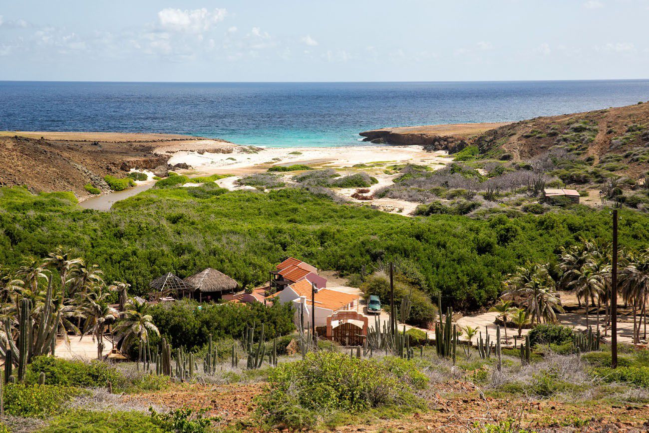 Daimari Beach Aruba