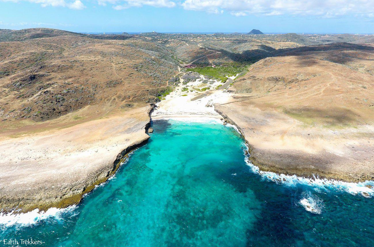 Daimari Beach Drone