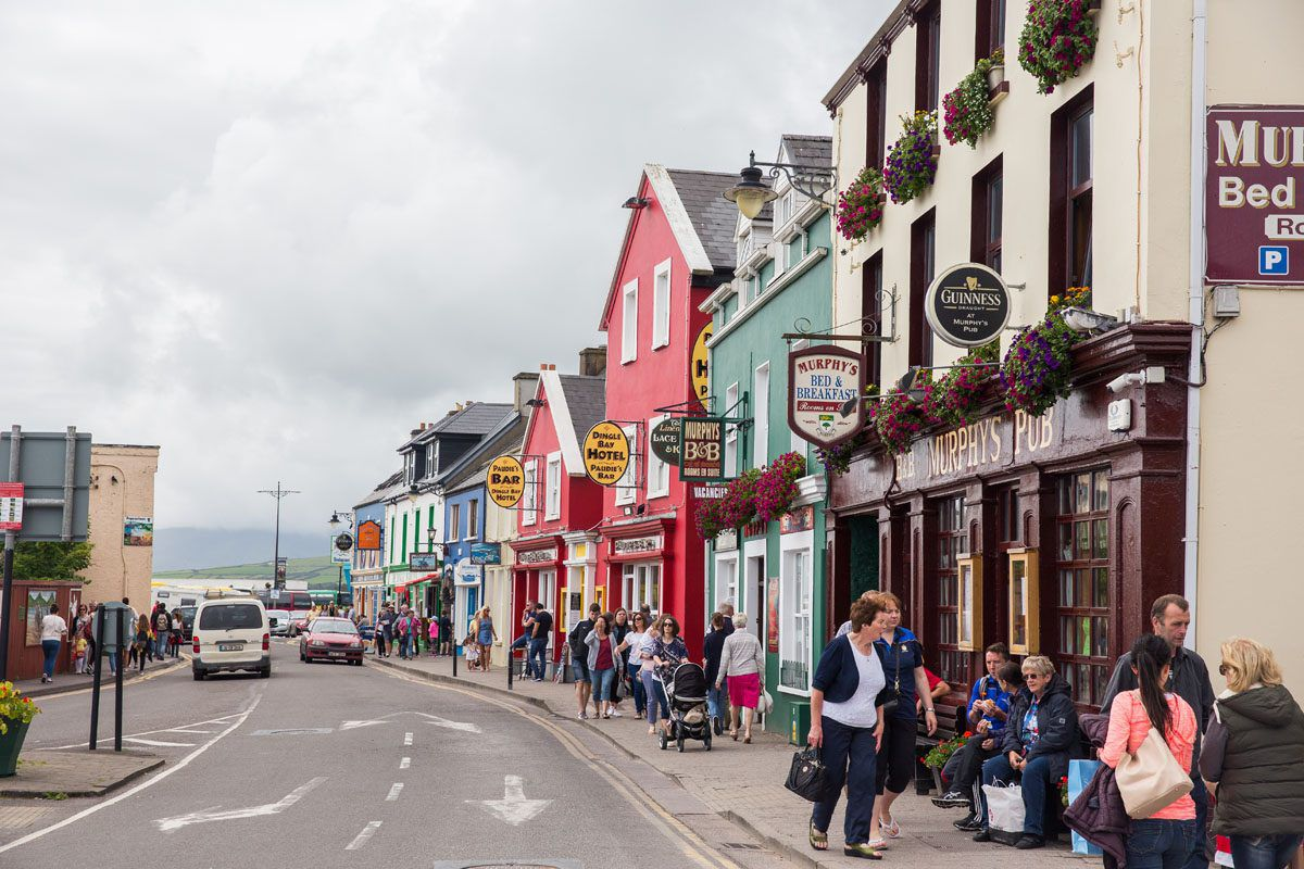 Dingle 10 day Ireland Itinerary