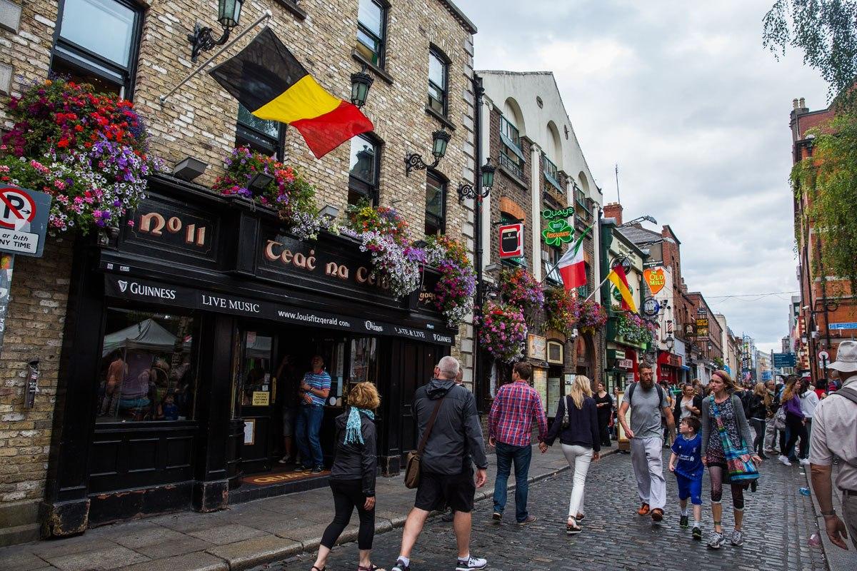 Dublin things to do
