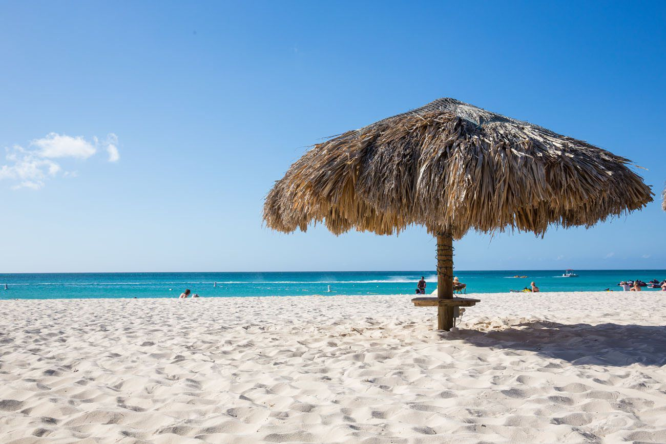 Our Top Ten Beaches in Aruba | Earth Trekkers