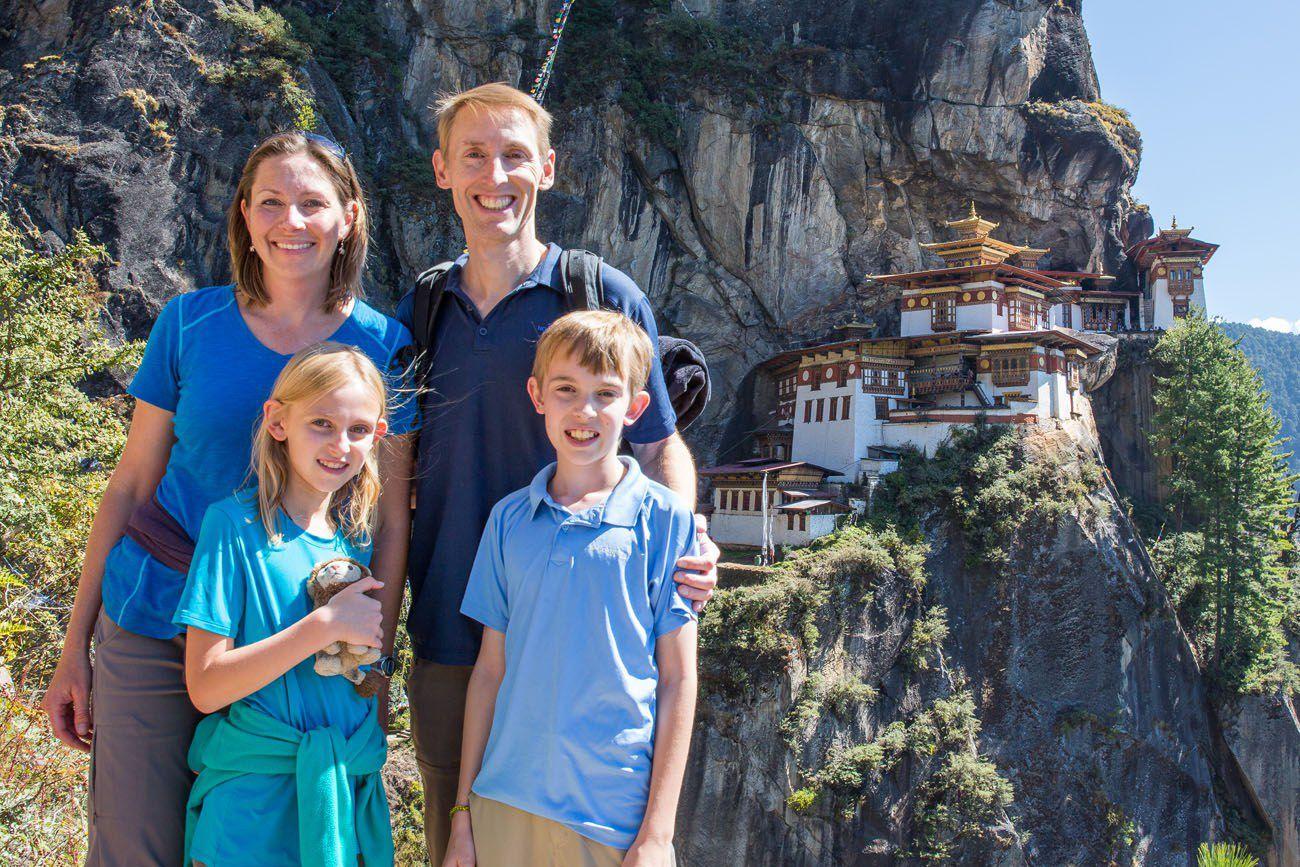 Earth Trekkers Bhutan