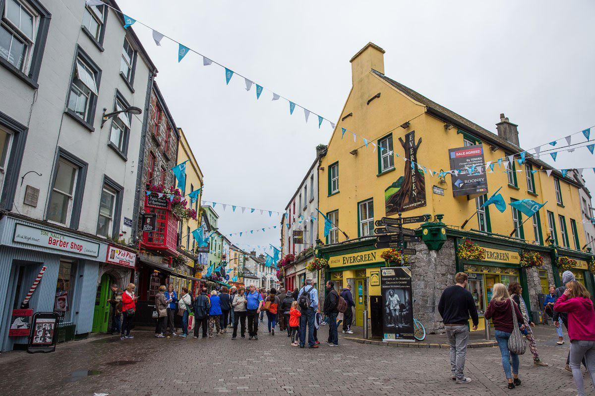 Galway 10 day Ireland Itinerary