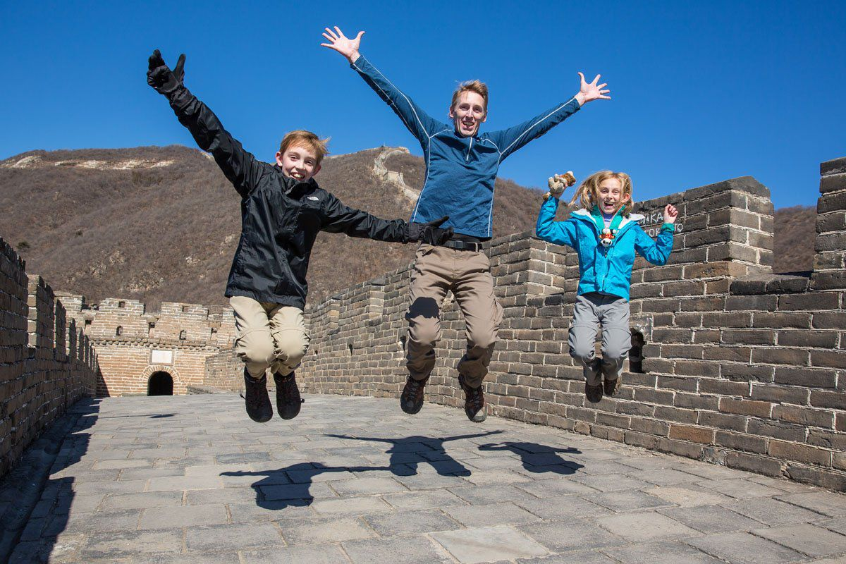 Great Wall Earth Trekkers