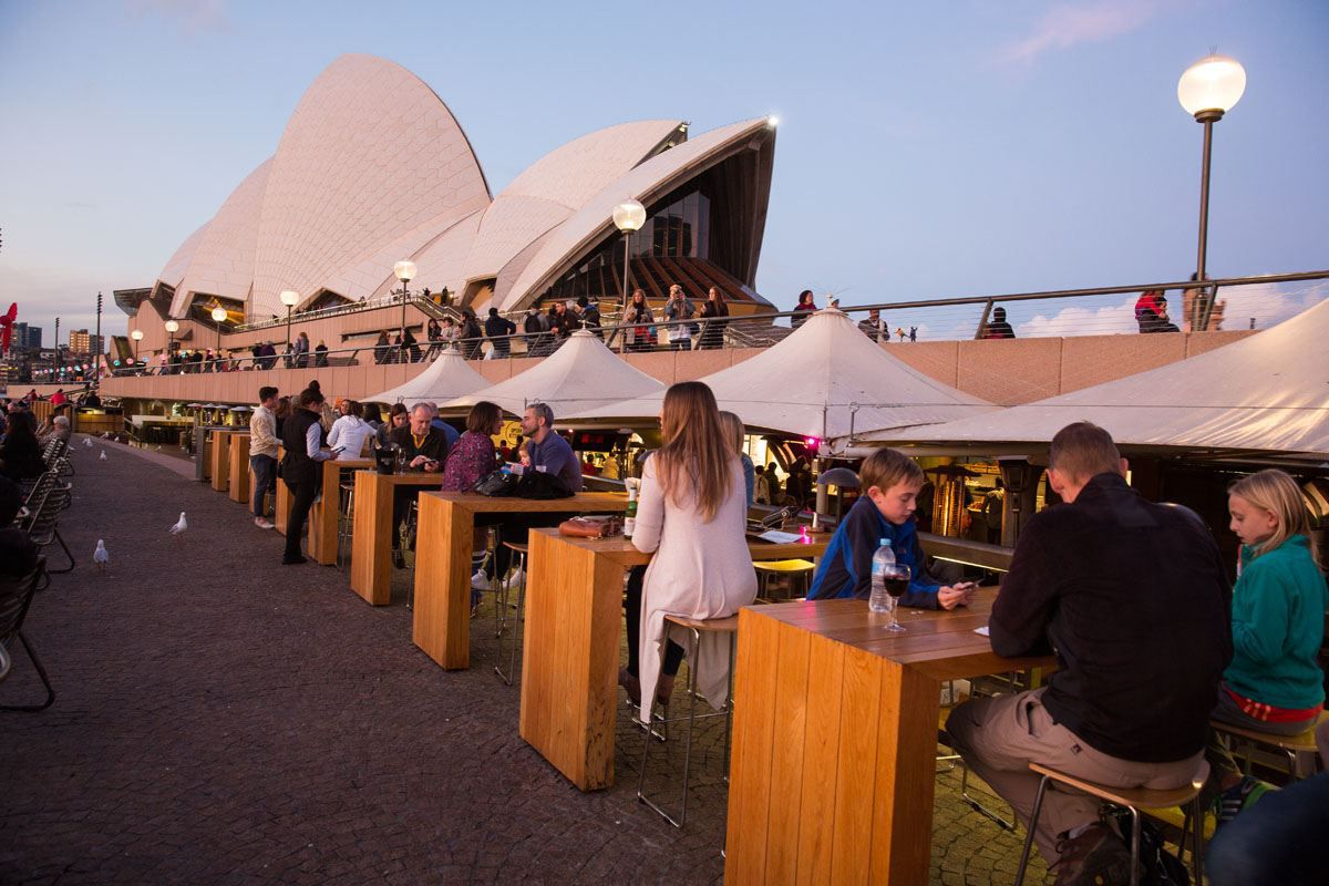 Great spot in Sydney