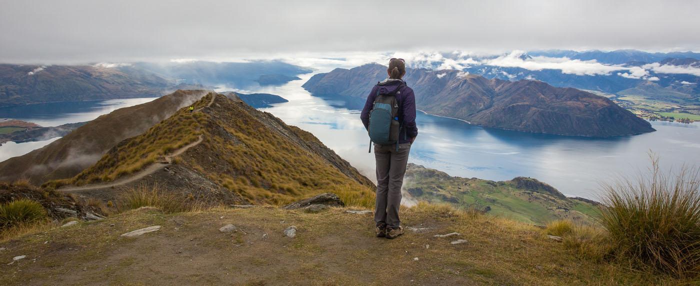 Julie in New Zealand