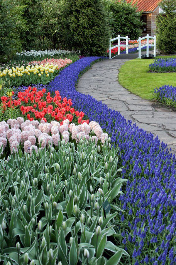 Keukenhof in April