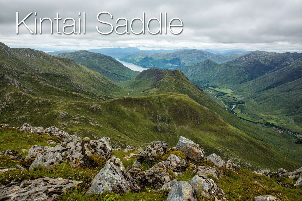 Kintail Saddle