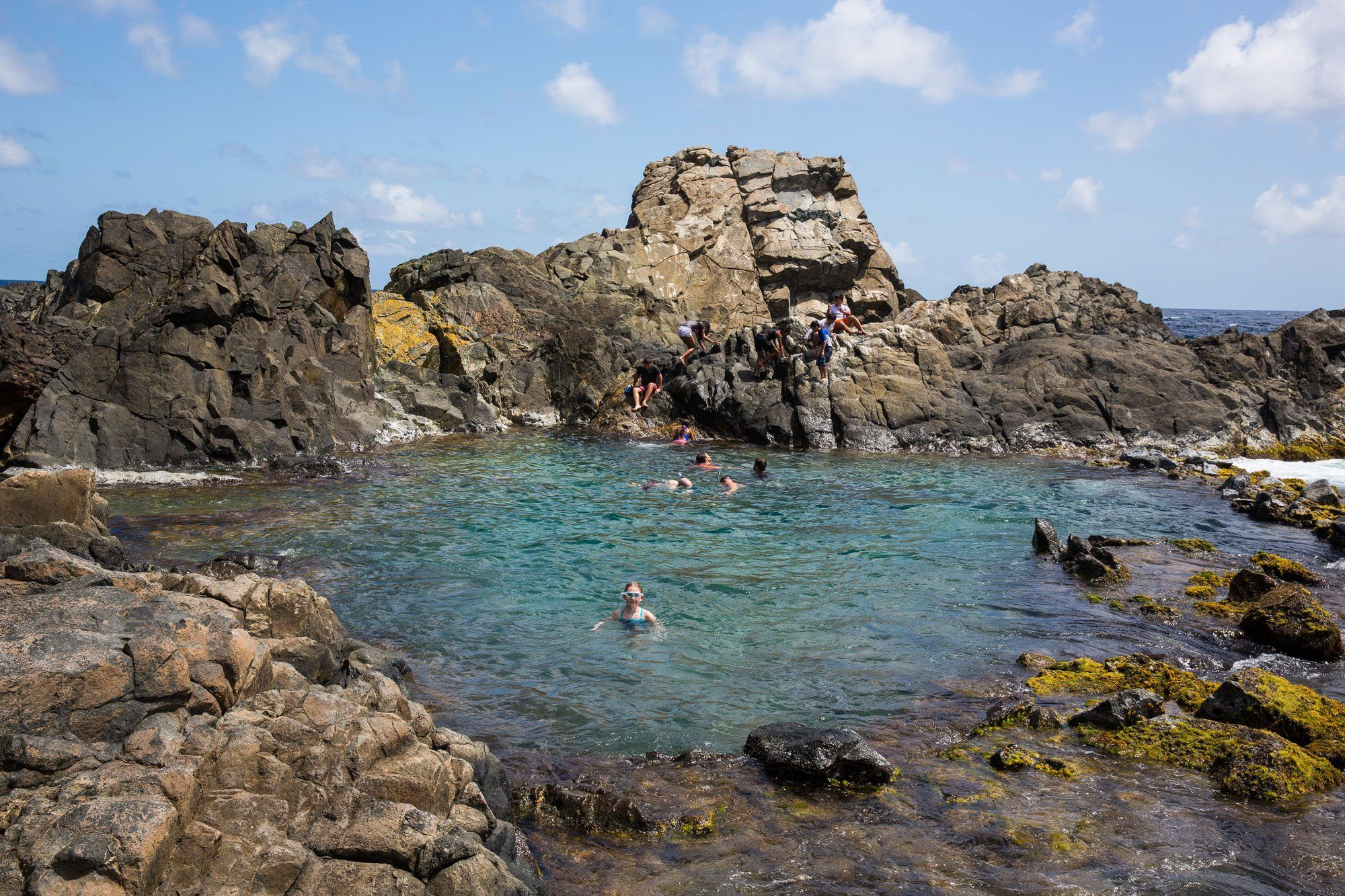 Natural Pool Aruba
