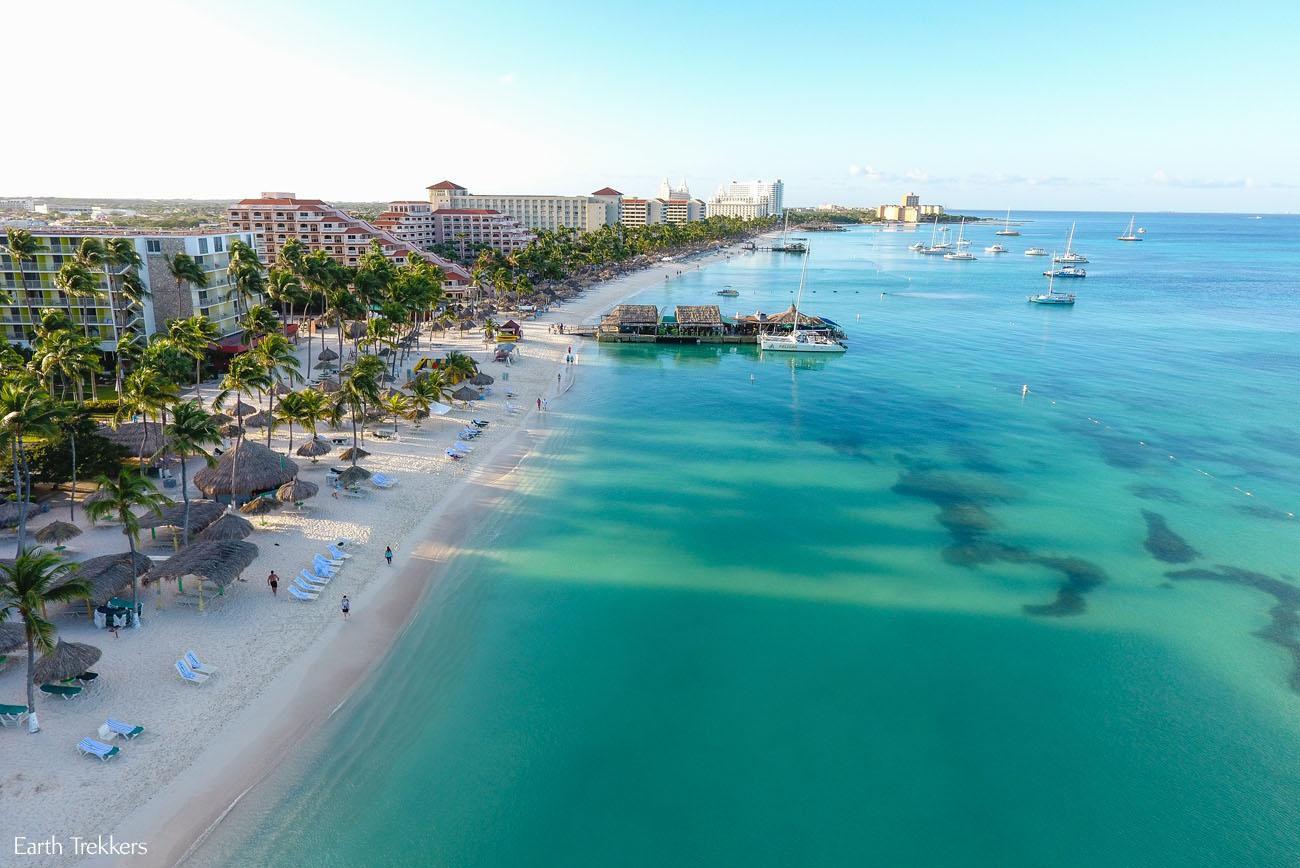 Our Top Ten Beaches In Aruba
