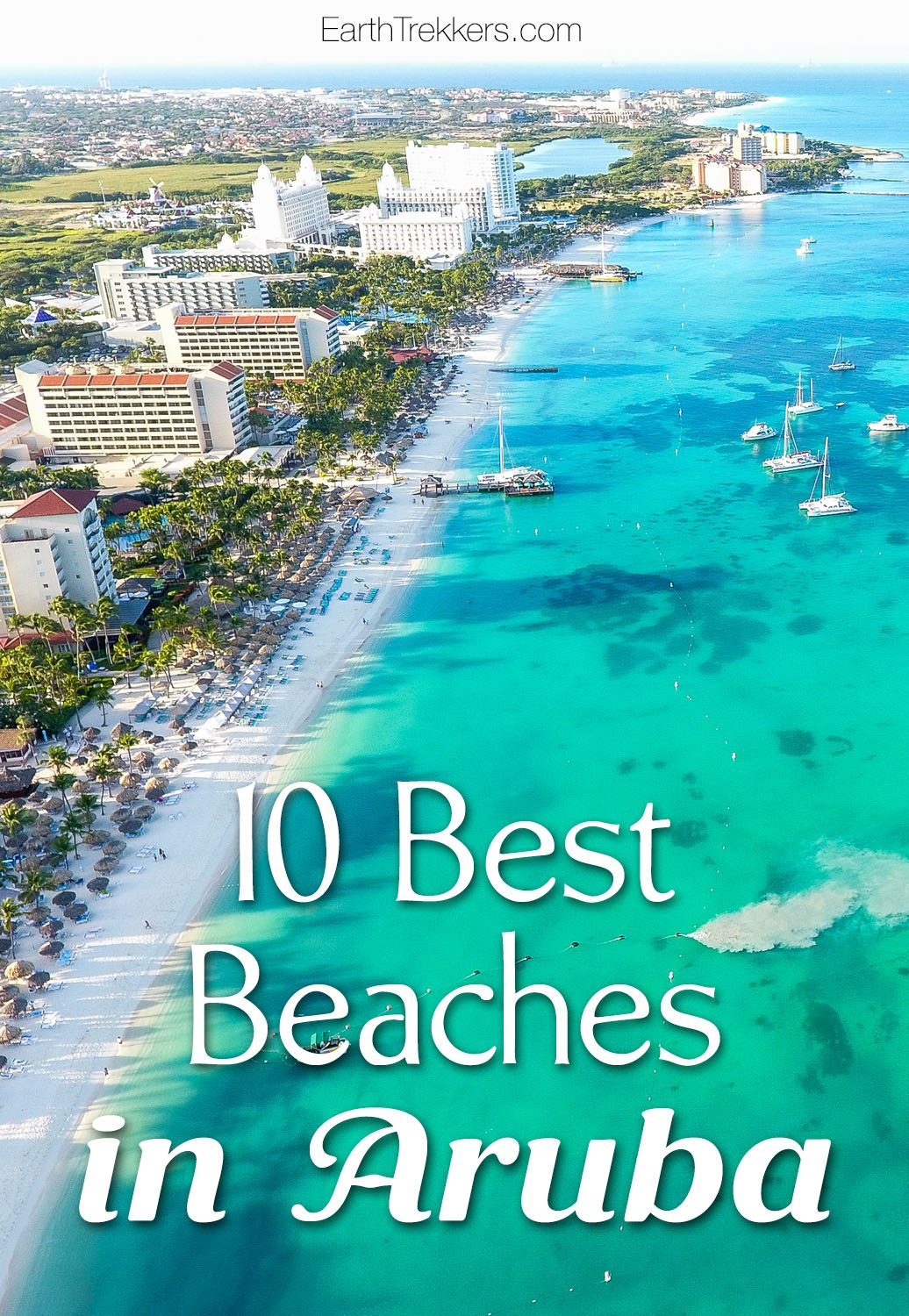 Best Beach Bodies Of 2016: Our Top Ten Beaches In Aruba