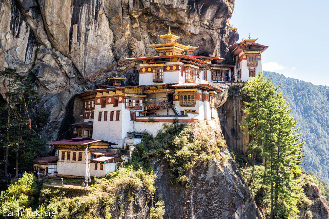 The Ultimate Guide To Hiking To The Tiger S Nest Bhutan Earth