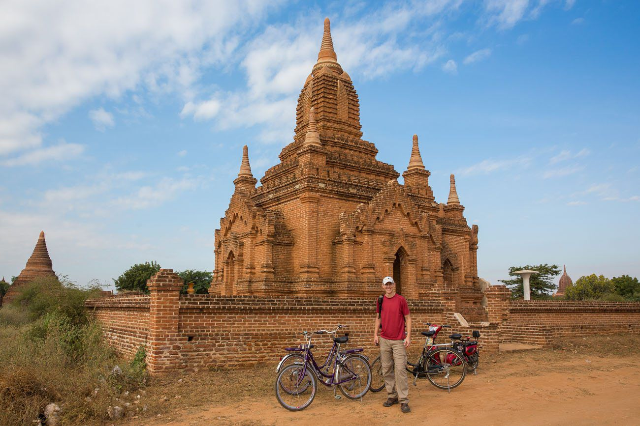 Tim in Bagan